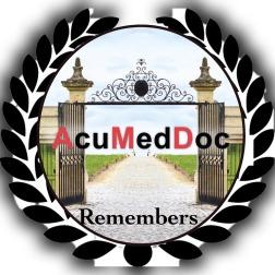 AcuMedDoc Remembers